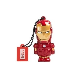 Tribe Pen Drive Marvel Iron Man 16GB (Entrega em 24h)