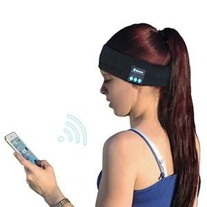 Fita Desportiva Bluetooth com Auricular (Entrega em 24h)