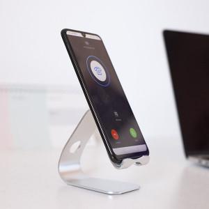Suporte de Alumínio para Smartphones (Entrega em 24h)