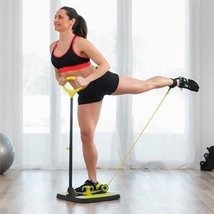 Plataforma de Fitness para Glúteos, Pernas e Braços (Entrega em 24h)