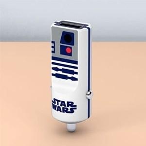 Tribe Carregador de Isqueiro Star Wars R2-D2 (Entrega em 24h)