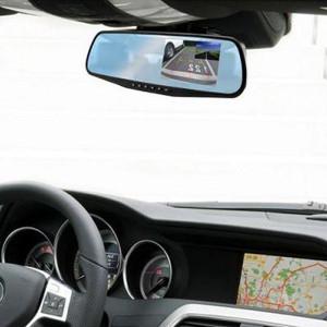 Espelho com Câmara DVR para o Carro (Entrega em 24h)
