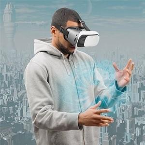 Óculos de Realidade Virtual VR BOX